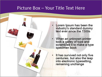 Sweet Red Wine PowerPoint Template - Slide 17