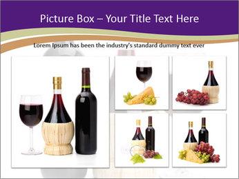 Sweet Red Wine PowerPoint Template - Slide 19