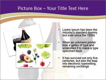 Sweet Red Wine PowerPoint Template - Slide 20