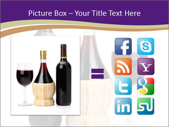 Sweet Red Wine PowerPoint Templates - Slide 21