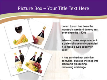 Sweet Red Wine PowerPoint Templates - Slide 23