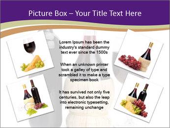 Sweet Red Wine PowerPoint Template - Slide 24