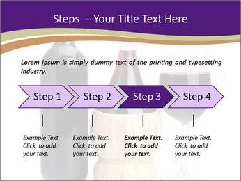 Sweet Red Wine PowerPoint Template - Slide 4