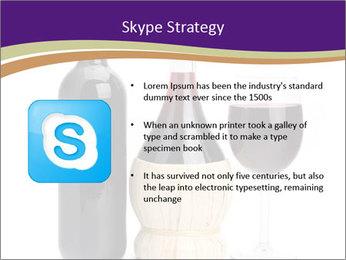 Sweet Red Wine PowerPoint Template - Slide 8