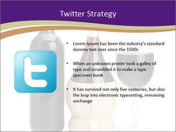 Sweet Red Wine PowerPoint Template - Slide 9