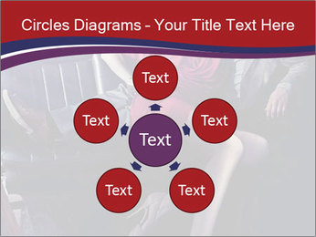 Couple Sitting in Limo PowerPoint Template - Slide 78