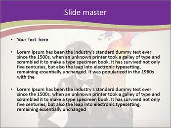 Magic Ads PowerPoint Template - Slide 2