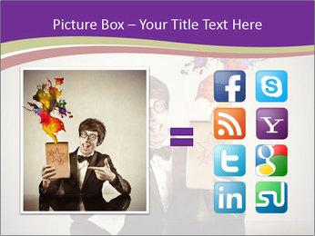Magic Ads PowerPoint Template - Slide 21