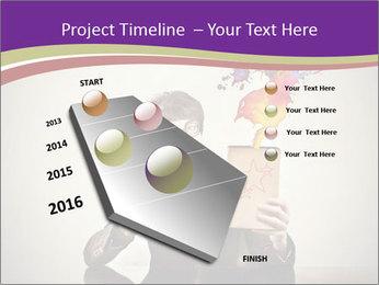 Magic Ads PowerPoint Template - Slide 26