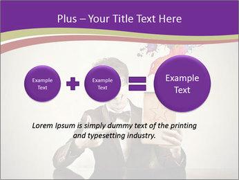 Magic Ads PowerPoint Template - Slide 75