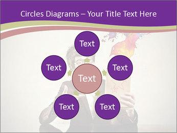 Magic Ads PowerPoint Template - Slide 78