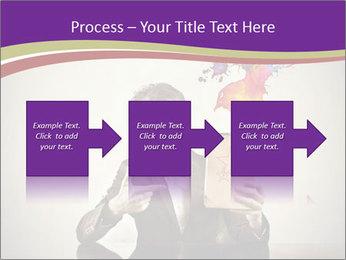 Magic Ads PowerPoint Template - Slide 88