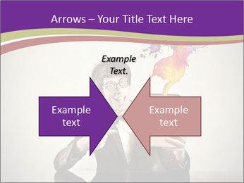Magic Ads PowerPoint Template - Slide 90