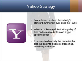 Female Business Clothing PowerPoint Template - Slide 11