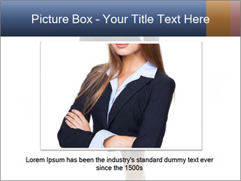 Female Business Clothing PowerPoint Template - Slide 15