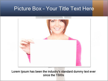 Female Business Clothing PowerPoint Template - Slide 16