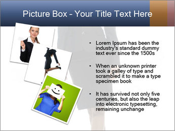 Female Business Clothing PowerPoint Template - Slide 17