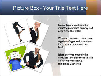 Female Business Clothing PowerPoint Template - Slide 23