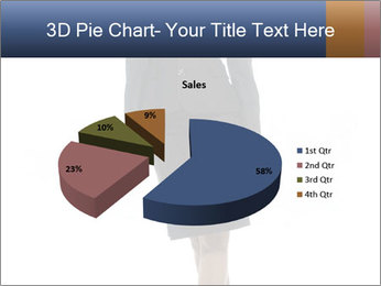 Female Business Clothing PowerPoint Template - Slide 35