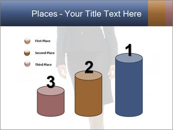 Female Business Clothing PowerPoint Template - Slide 65