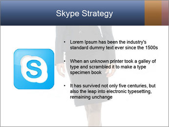 Female Business Clothing PowerPoint Template - Slide 8
