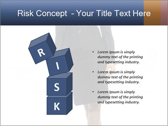 Female Business Clothing PowerPoint Templates - Slide 81