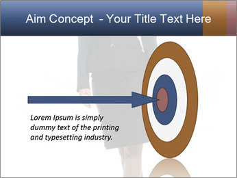 Female Business Clothing PowerPoint Template - Slide 83
