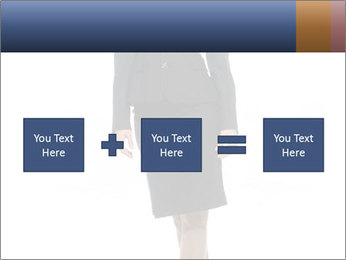 Female Business Clothing PowerPoint Template - Slide 95