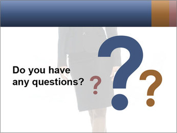 Female Business Clothing PowerPoint Template - Slide 96