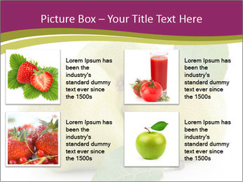 Three Ripe Pears PowerPoint Templates - Slide 14
