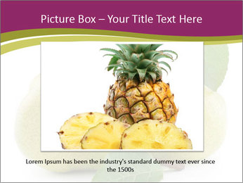 Three Ripe Pears PowerPoint Templates - Slide 16