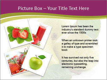 Three Ripe Pears PowerPoint Templates - Slide 23
