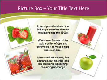 Three Ripe Pears PowerPoint Templates - Slide 24
