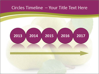 Three Ripe Pears PowerPoint Templates - Slide 29