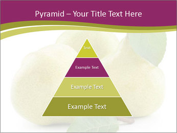 Three Ripe Pears PowerPoint Templates - Slide 30