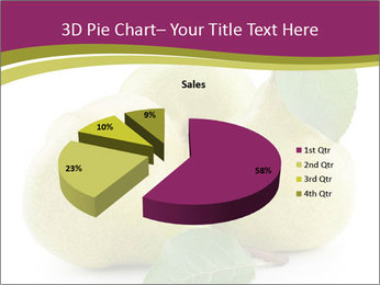 Three Ripe Pears PowerPoint Templates - Slide 35