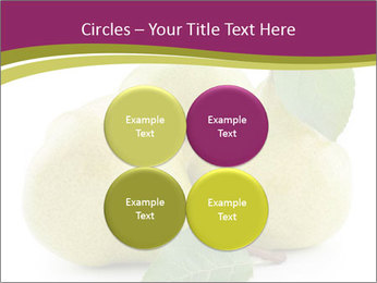 Three Ripe Pears PowerPoint Templates - Slide 38