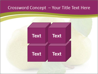 Three Ripe Pears PowerPoint Templates - Slide 39