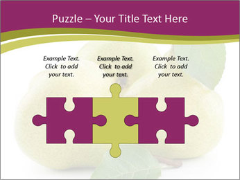 Three Ripe Pears PowerPoint Templates - Slide 42