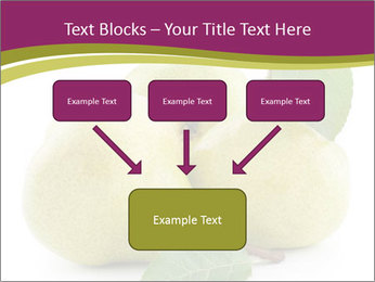 Three Ripe Pears PowerPoint Templates - Slide 70