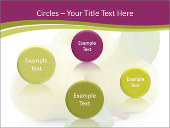 Three Ripe Pears PowerPoint Templates - Slide 77