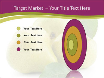 Three Ripe Pears PowerPoint Templates - Slide 84