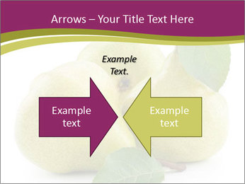 Three Ripe Pears PowerPoint Templates - Slide 90