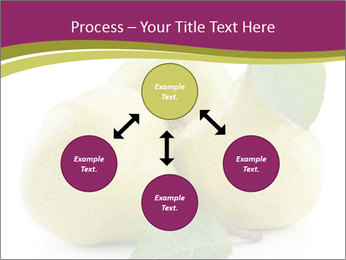 Three Ripe Pears PowerPoint Templates - Slide 91