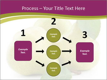 Three Ripe Pears PowerPoint Templates - Slide 92