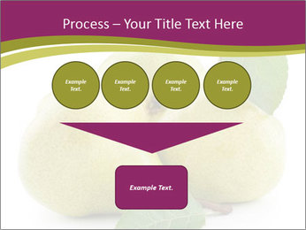 Three Ripe Pears PowerPoint Templates - Slide 93