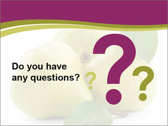 Three Ripe Pears PowerPoint Templates - Slide 96