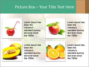 Green Kiwi PowerPoint Templates - Slide 14