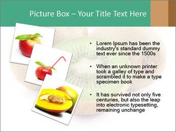 Green Kiwi PowerPoint Templates - Slide 17