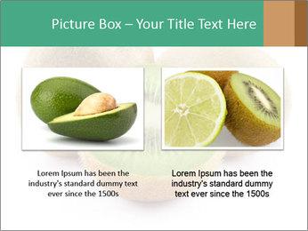 Green Kiwi PowerPoint Templates - Slide 18